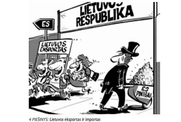 Švedų profesorius: Lietuva skilo – yra nomenklatūra, oligarchai ir likusieji