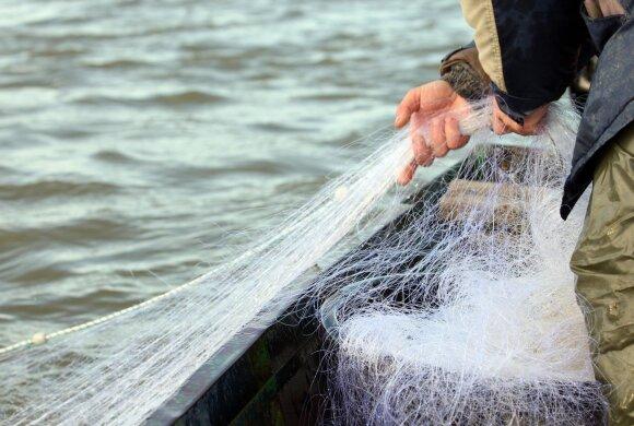 Žvejyba tinklais