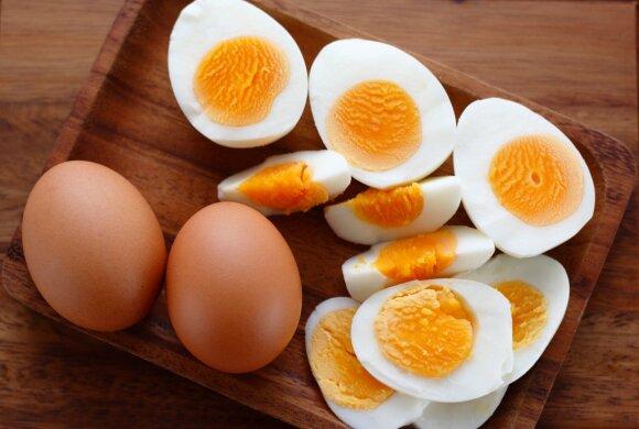 Virti kiaušiniai