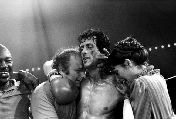 Sylvesteris Stallone. 1982 m.