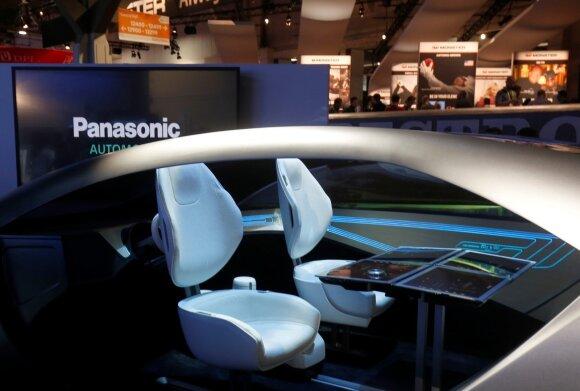 """""""Panasonic"""" salonas"""