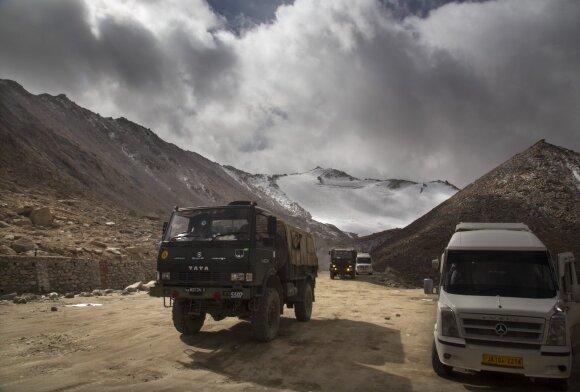Indijos kariai Himalajuose