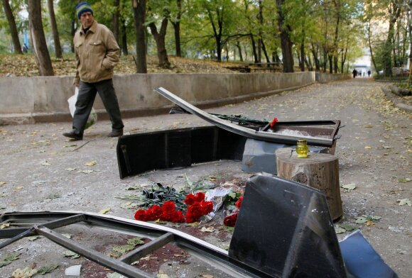 Daugėja separistų lyderio Motorolos nužudymo versijų: bijo, kad dabar Ukrainai bus tik blogiau