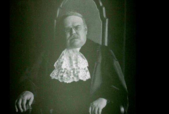 """""""Žmonės, kurie sukūrė Lietuvą"""": Mykolas Romeris"""