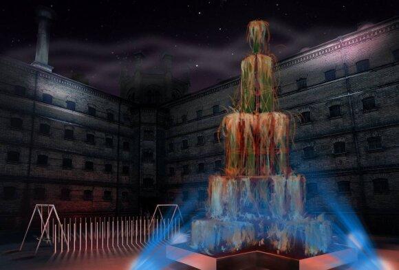 Kalėdinis Lukiškių kalėjimas