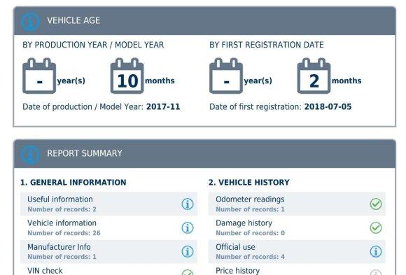 """""""AutoDNA"""" ataskaitoje nurodoma, kad į tragišką avariją patekęs """"Toyota CH-R"""" pagamintas pernai"""
