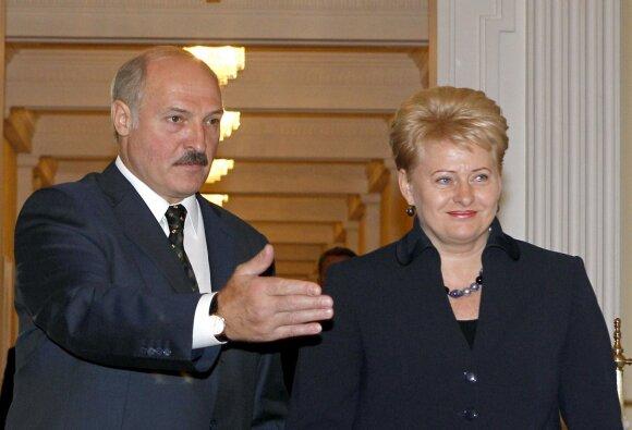 Белорусский шантаж: зачем Лукашенко диалог с Литвой?