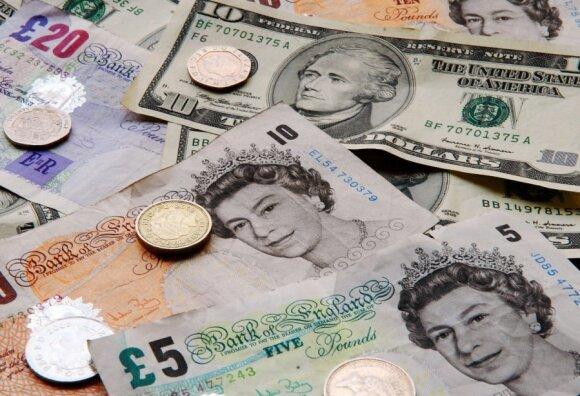 Anglijos lietuvis suskaičiavo savo išlaidas ir santaupas