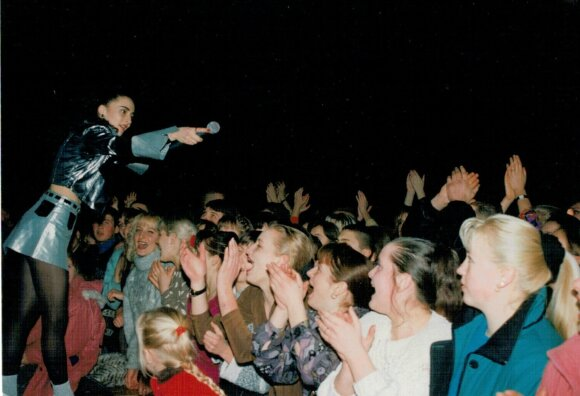 "Grupės ""Dinamika"" koncertas"