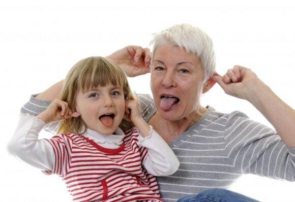 Kokio Zodiako ženklo moteris yra šauniausia močiutė