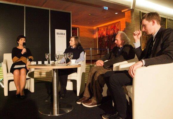 """2015 metų """"Vilnius Mama Jazz paraščių"""" akimirka"""