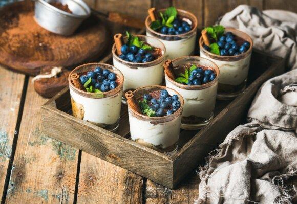 8 priežastys, kodėl niekada nereikia atsisakyti desertų su cinamonu