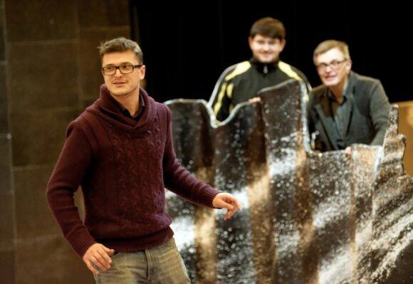 """G. Varnas: """"Kornetas"""" – tai opera apie jaunystę jauniems žmonėms"""