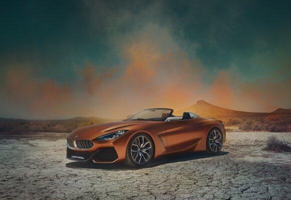 """BMW """"Concept Z4"""""""