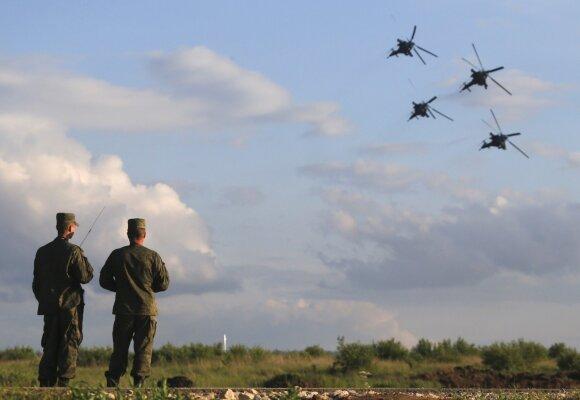 Rusijos ginklai
