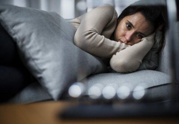 Psichologė: šviesos trūkumas kas penktam lietuviui turi skaudžių pasekmių