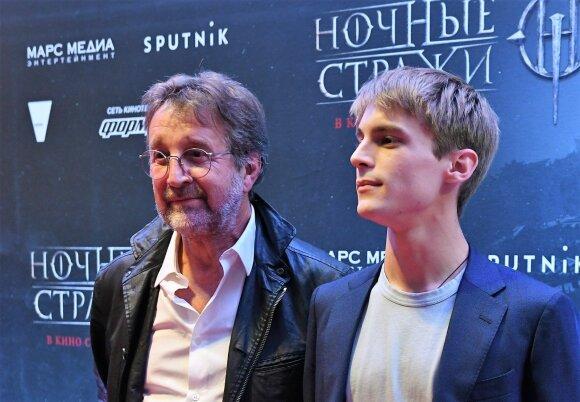 С Иваном Янковским