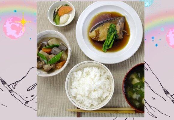 Roberta pastebėjo, kad odos būklė Japonijoje žymiai pagerėjo dėl pasikeitusios mitybos - Japonai valgo daug ryžių, daržovių ir jūros gėrybių.