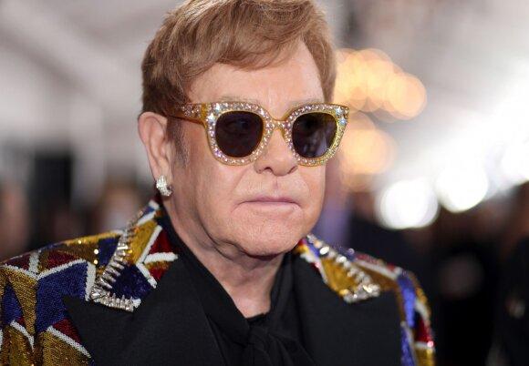 Seras Eltonas Johnas