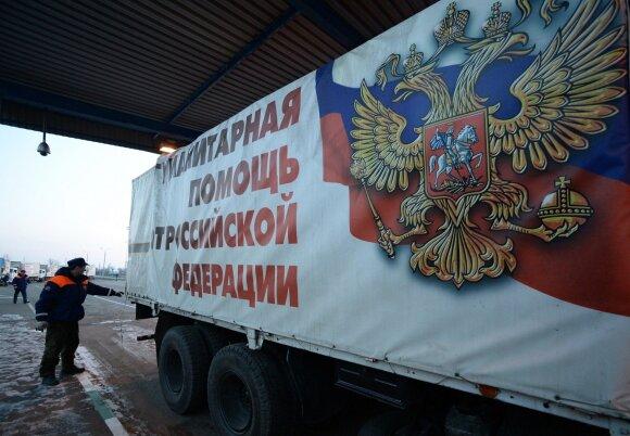 """Ukraina po Putino akibrokšo ragina imtis """"realių veiksmų"""""""