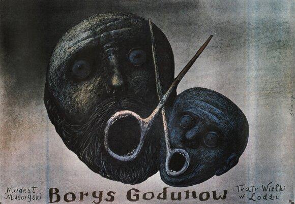 S. Eidrigevičiaus plakatas