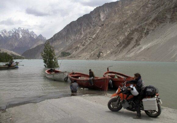 Karakorumo kelias