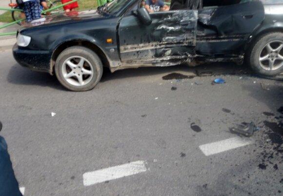 Mirtina avarija gali likti tik sąžinės reikalu – motociklininkas per jaunas teismui