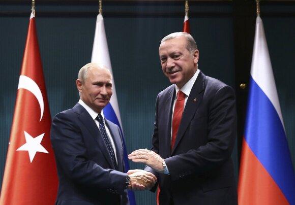 Ambicingiausias ir brangiausias Turkijos projektas: kodėl į jį nukrypo pasaulio galingųjų akys