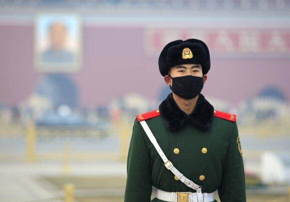 Oro tarša Kinijoje