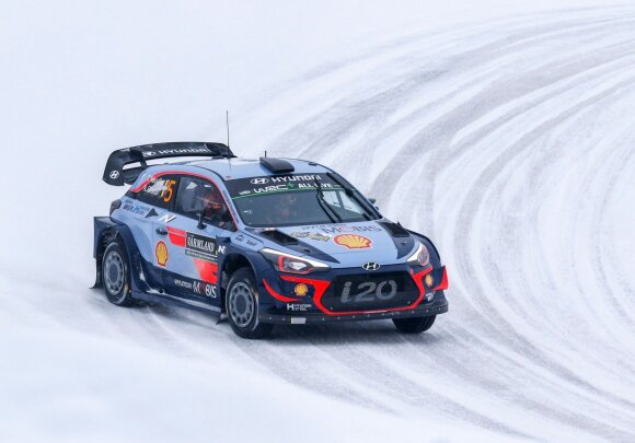 Thierry Neuville'is