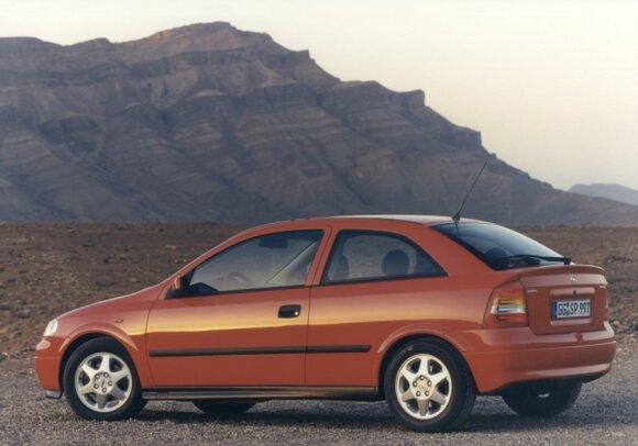 Opel Astra (1998 m.)