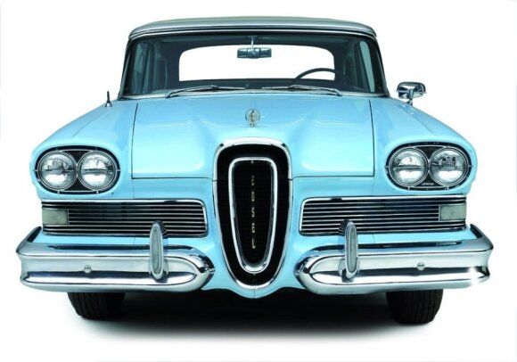 Edsel PACER CONVERTIBLE (1958 m.)