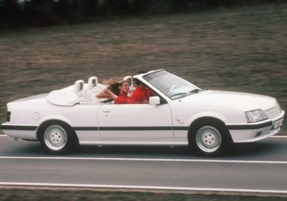 Opel Monza KC 5 (1985 m.)