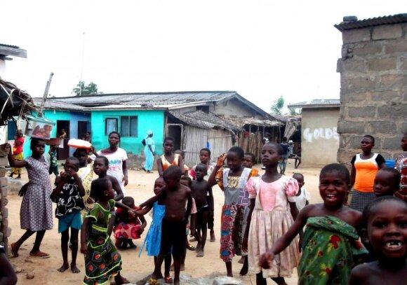 Savanorystė Ganoje