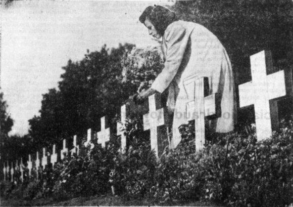 Sukilėlių kapai