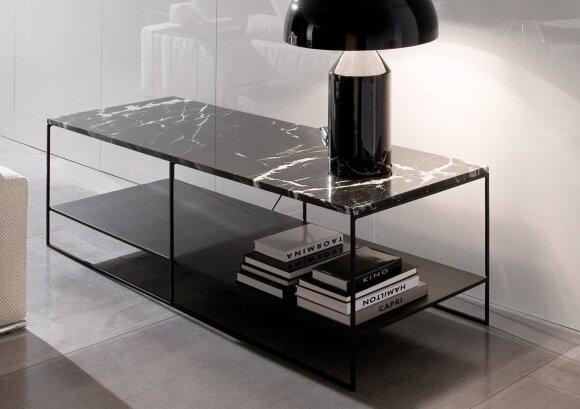 Šiuolaikinis interjeras/ Foto: Minotti.com