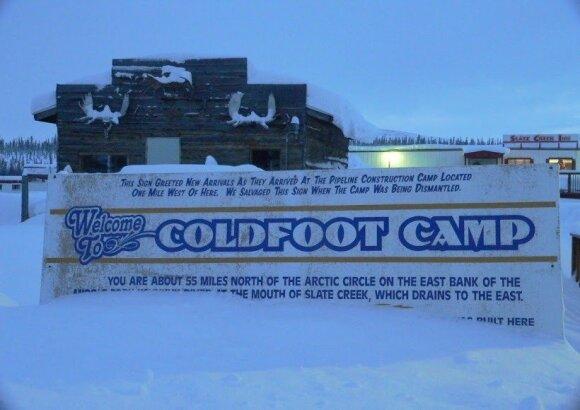 Coldfooto miestelis