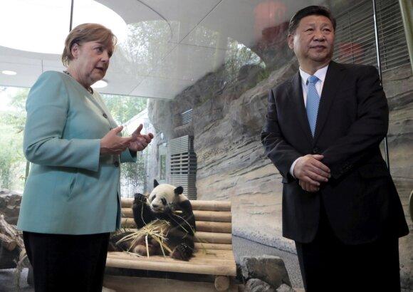Ar kitos šalys ims sekti autoritariniu Kinijos pavyzdžiu?