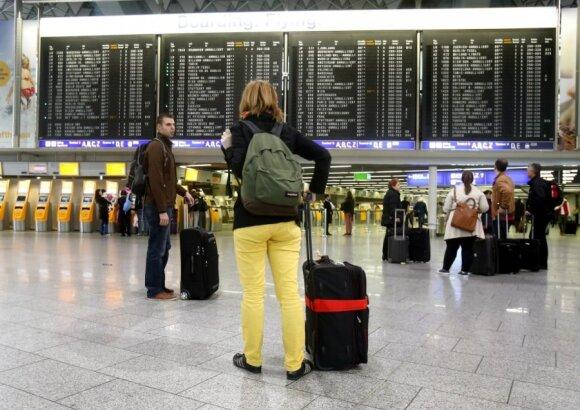 Oro linijų bendrovės piktinasi ES siūlomais mokesčiais: gali paveikti galimybes keliauti