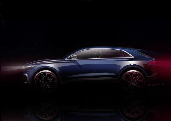"""Audi Q8"" koncepcija"
