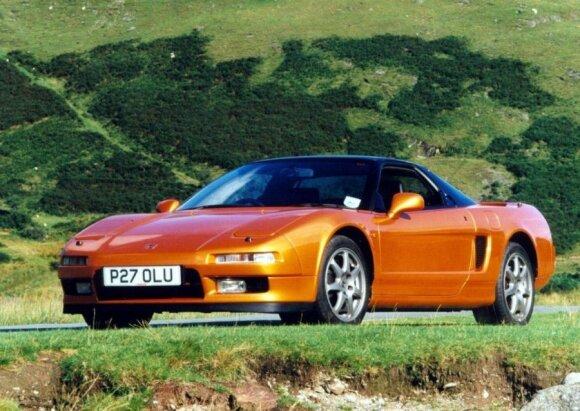 Honda NSX (1998 m.)