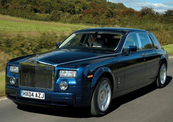 Rolls-Royce Phantom (2003 m.)