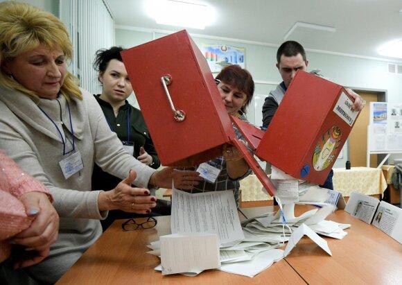 """""""Это полный распад избирательной системы"""": правозащитники о парламентских выборах в Беларуси"""