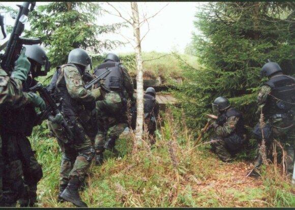 Spec. pajėgų karys: nukenksmintų priešų skaičius, manau, nustebintų Lietuvą
