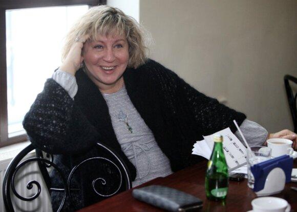 Марина Голуб: на Вассу Железнову меня вдохновил Туминас