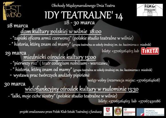 Idy Teatralne 14