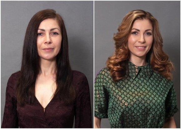 Moteris virš 40 ir socialinės normos – kirptis trumpai ar išlaikyti ilgus plaukus?