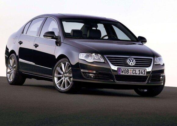 """2006 m. """"Volkswagen Passat"""""""