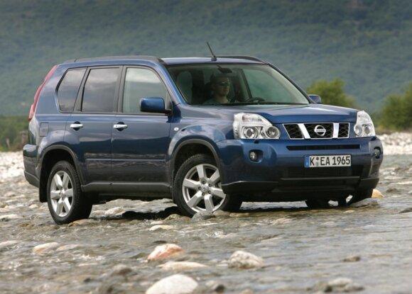 Nissan X-Trail (2008 m.)