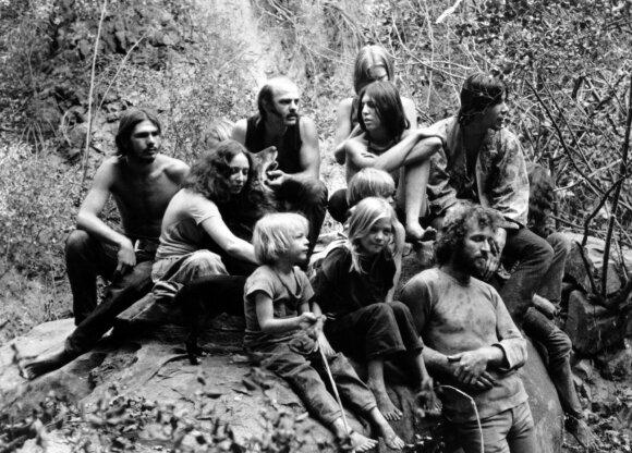 Mansonų klanas